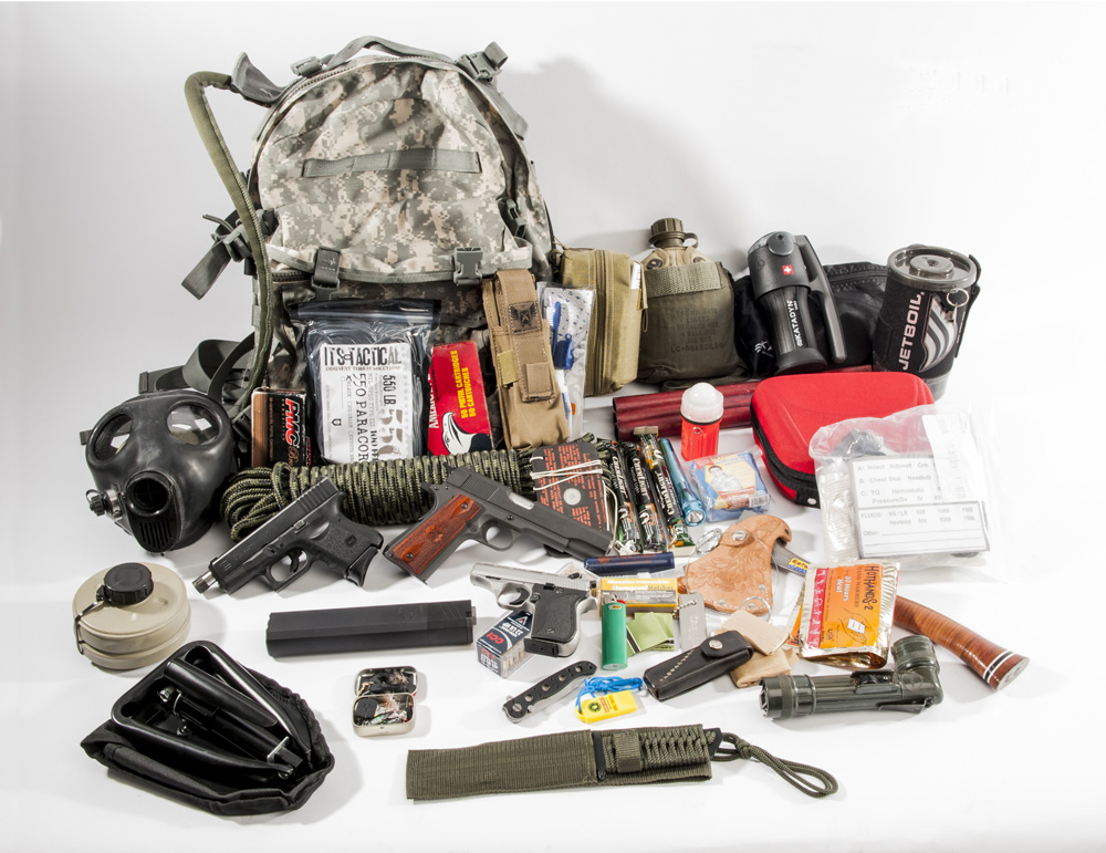 The Ultimate BugOut Bag