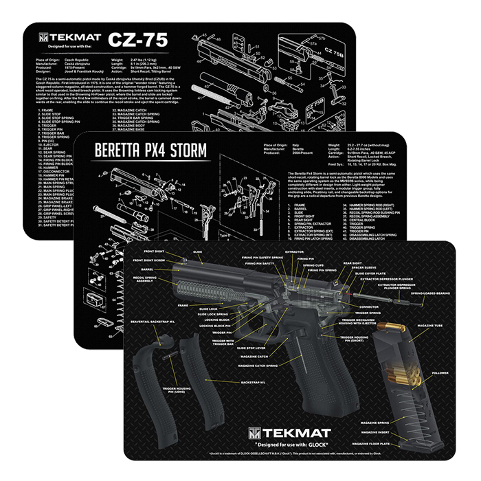 TekMat Bench Mats Now Available from GICS